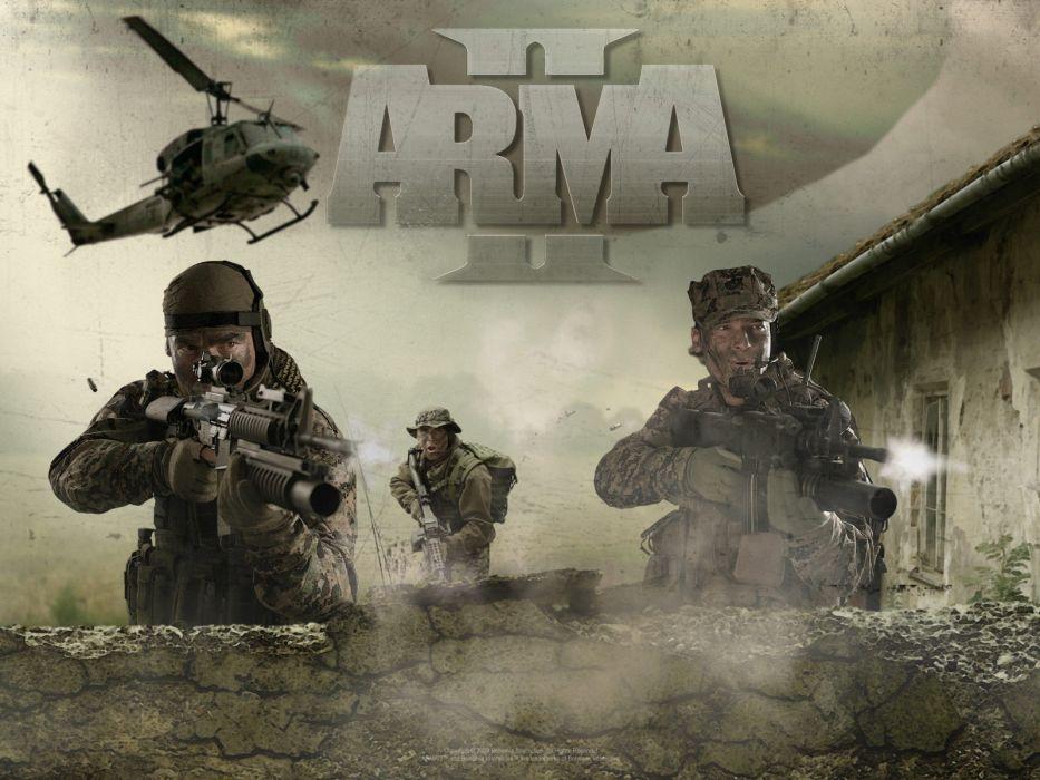 video games ArmA 2 wallpaper