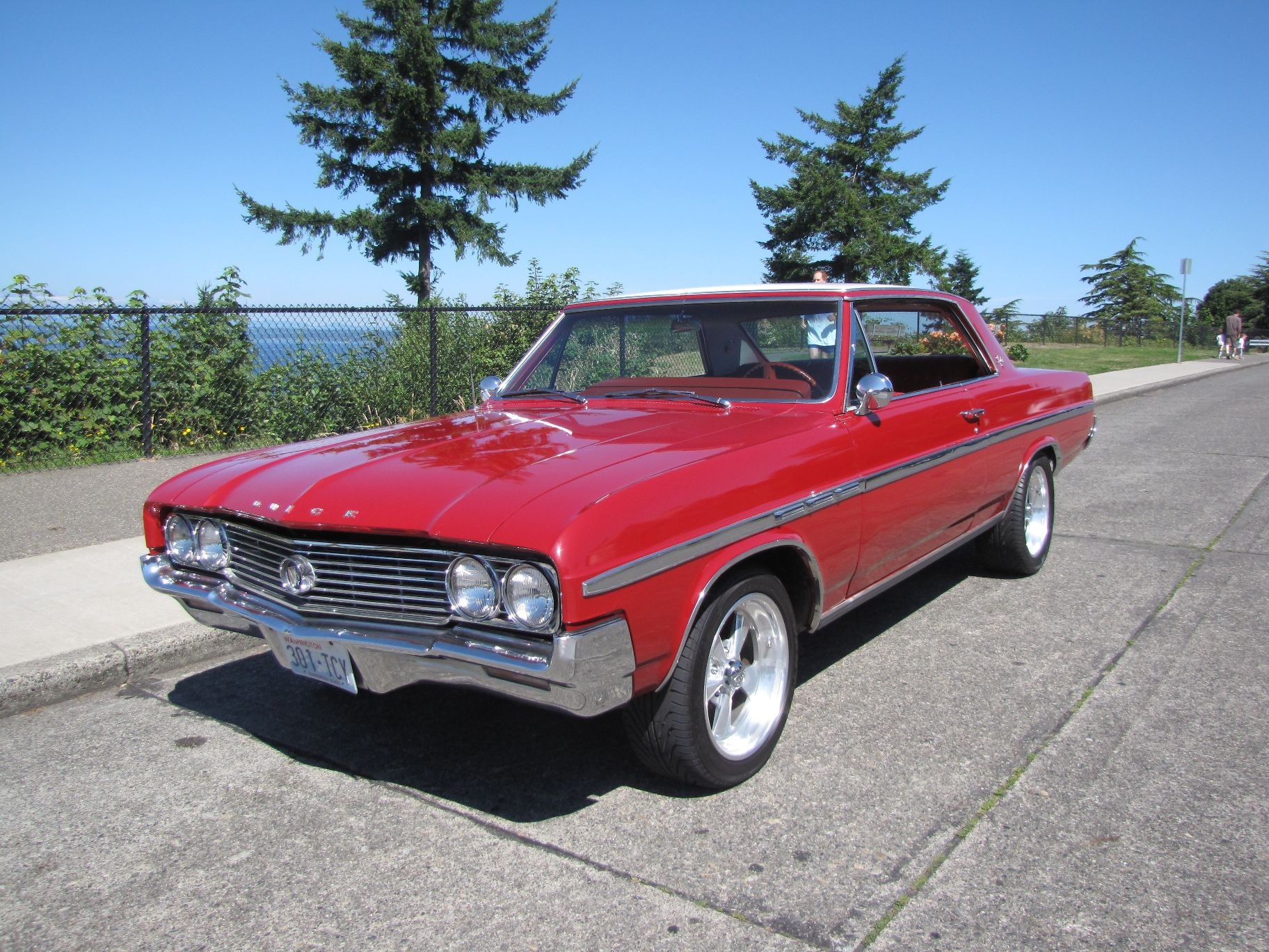 1964 Buick Skylark Muscle Classic Hot Rod Rods I Jpg