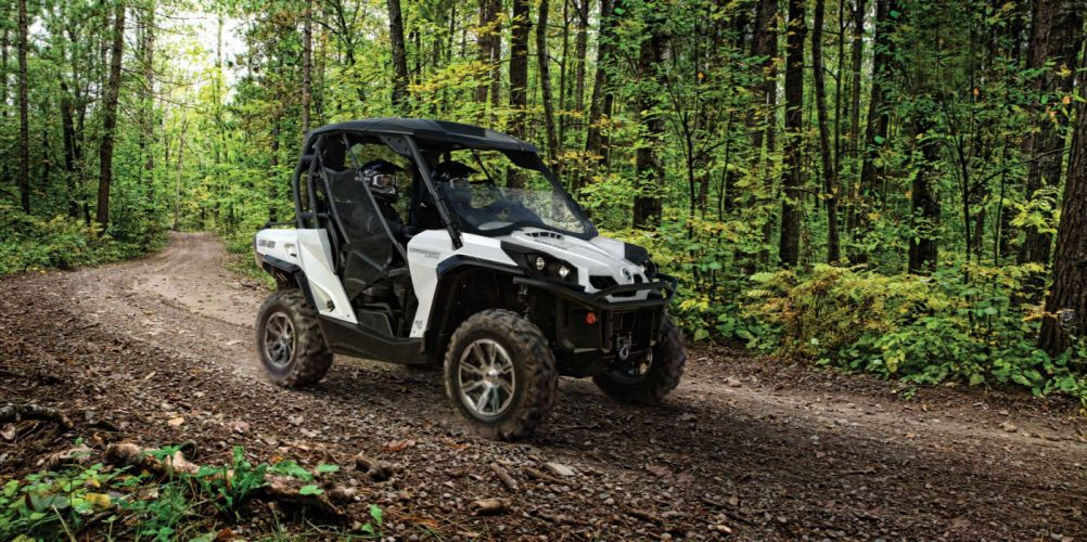 2013 Can-Am Commander 1000 Limited atv quad offroad motorbike bike dirtbike g wallpaper