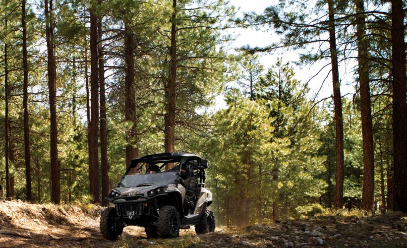 2013 Can-Am Commander 1000 XT atv quad offroad motorbike bike dirtbike j wallpaper