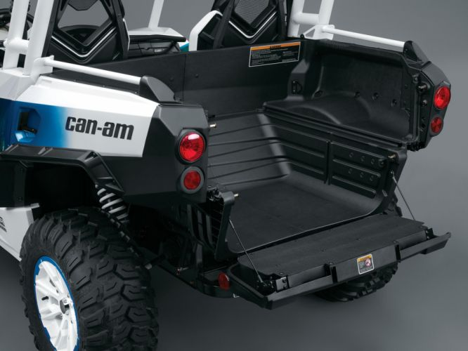 2013 Can-Am eCommander atv quad offroad motorbike bike dirtbike interior h wallpaper