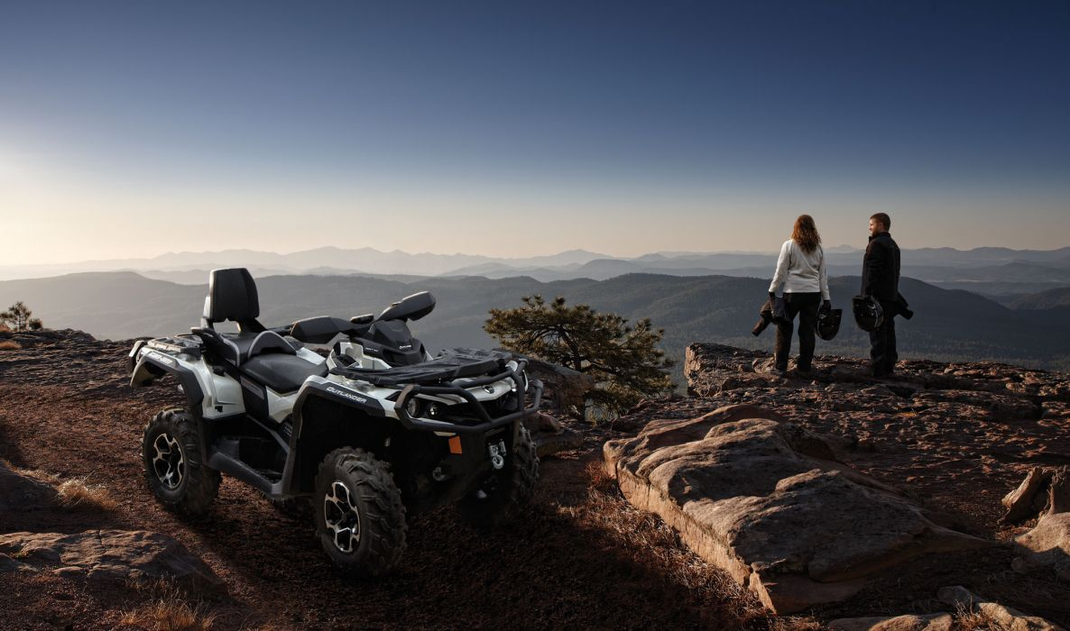 2013 Can-Am Outlander MAX LIMITED 1000 atv quad offroad motorbike bike dirtbike         g wallpaper