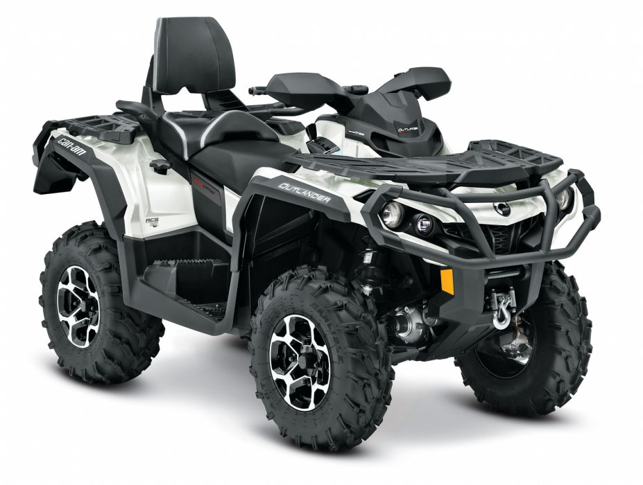 2013 Can-Am Outlander MAX LIMITED 1000 atv quad offroad motorbike bike dirtbike     h wallpaper