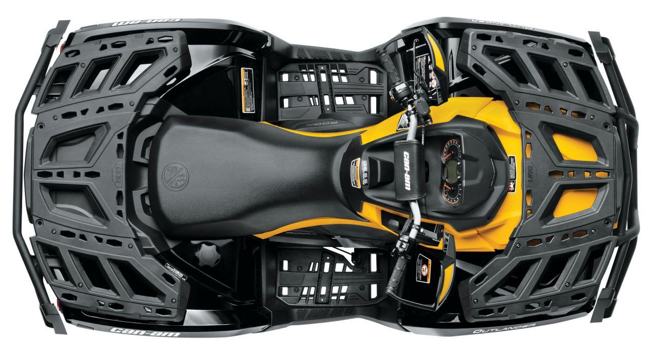 2013 Can-Am Outlander XT-P 800R atv quad offroad motorbike bike dirtbike   g wallpaper