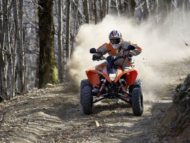 2013 KTM 525XC atv quad offroad motorbike bike dirtbike h wallpaper