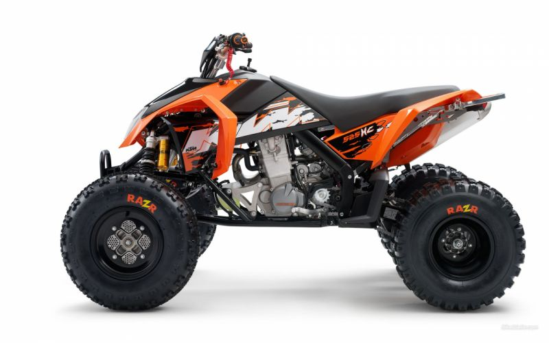 2013 KTM 525XC atv quad offroad motorbike bike dirtbike j wallpaper