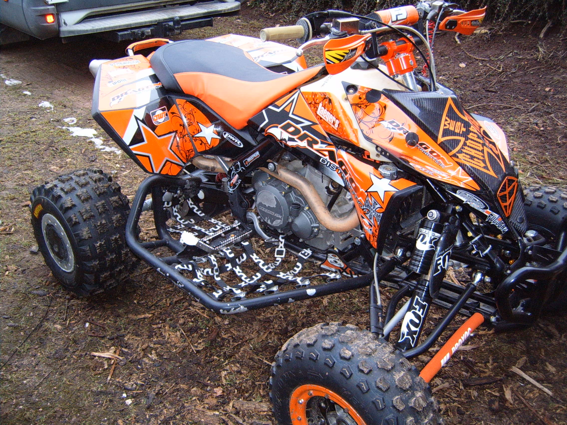 525 Ktm Quad For Sale. XC Atv Quad Offroad Motorbike Bike Dirtbike ...