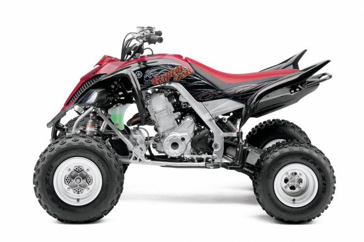 2013 Yamaha Raptor 700R SE atv quad offroad motorbike bike dirtbike hw wallpaper