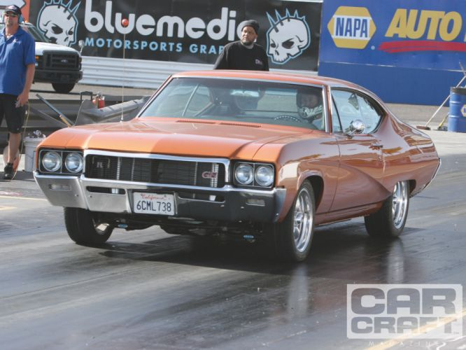 BUICK SKYLARK muscle classic hot rod rods drag racing race g wallpaper
