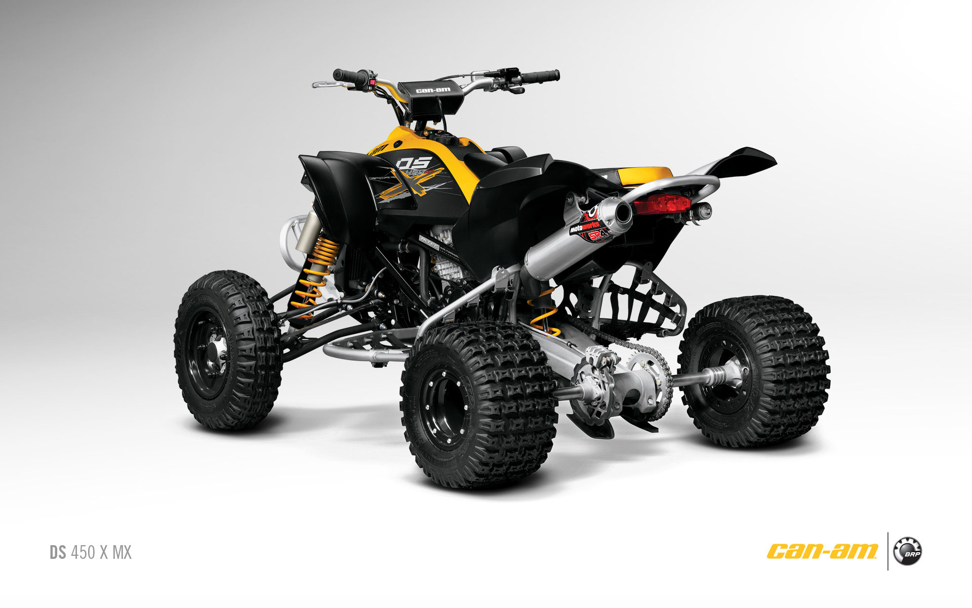 Can Am Ds 450 >> Can Am Ds 450 Atv Quad Offroad Motorbike Bike Dirtbike H