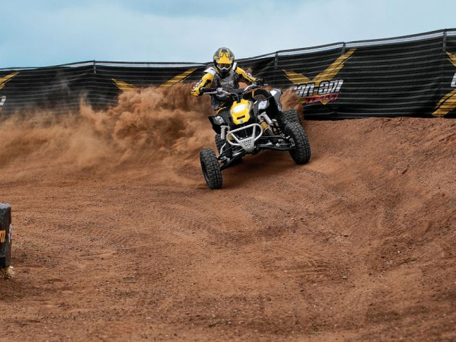 Can-Am DS 450 atv quad offroad motorbike bike dirtbike racing race d wallpaper