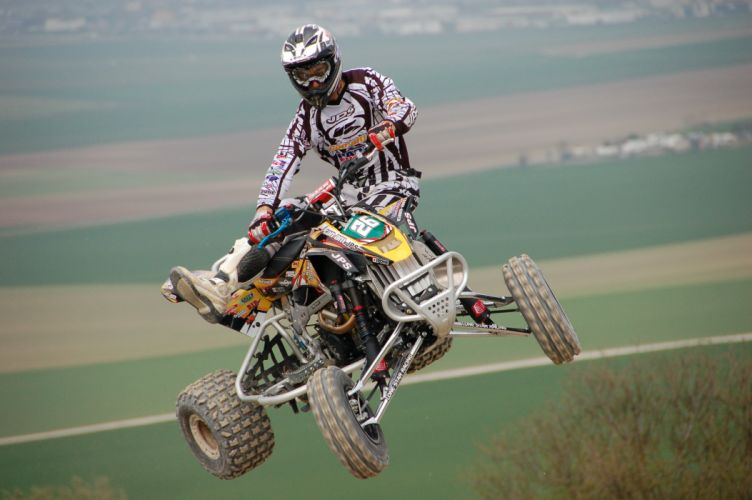 Can-Am DS 450 atv quad offroad motorbike bike dirtbike racing race dg wallpaper