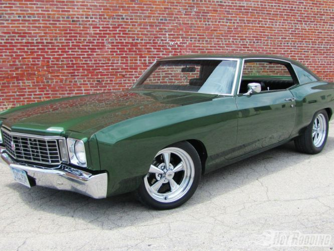 CHEVROLET MONTE CARLO muscle hot rod rods f wallpaper