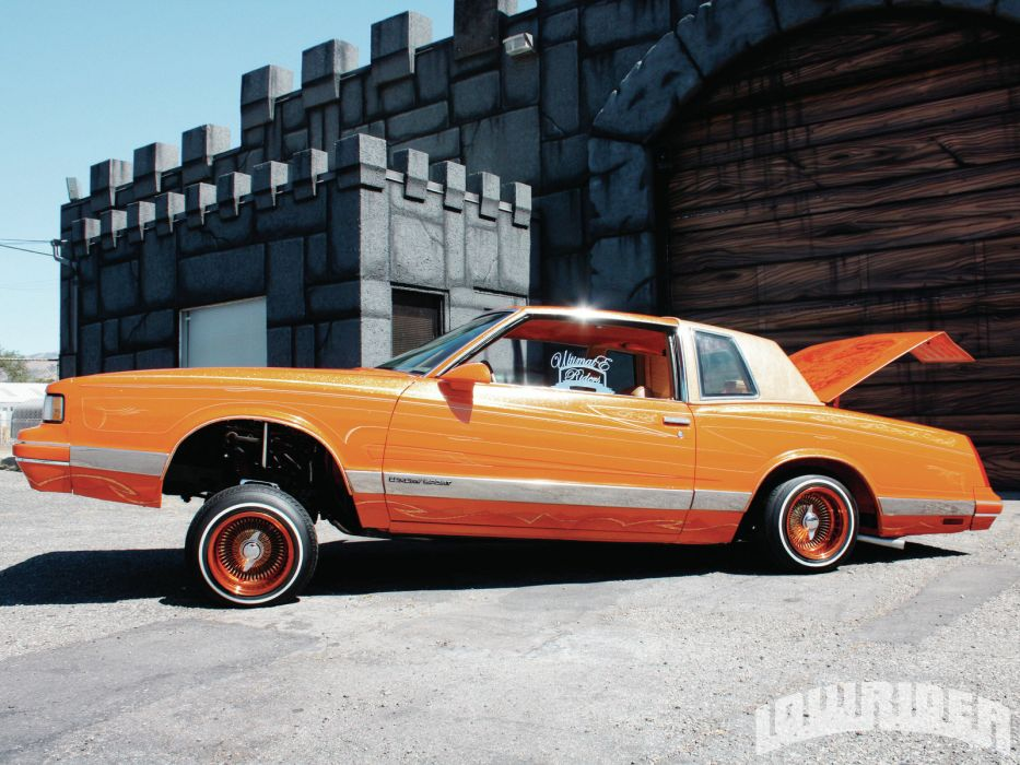 CHEVROLET MONTE CARLO muscle lowrider custom   x wallpaper