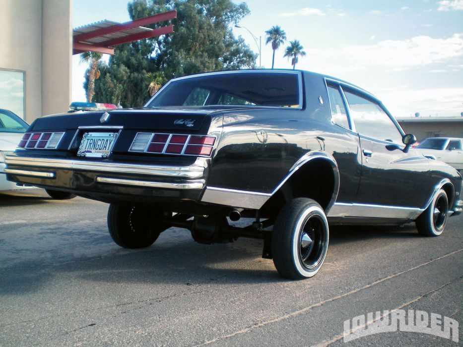 CHEVROLET MONTE CARLO muscle lowrider custom  f wallpaper