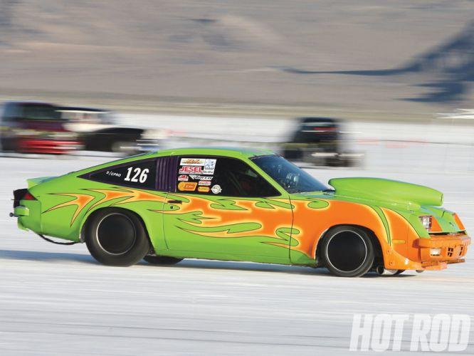 CHEVROLET MONZA hot rod rods drag racing race f wallpaper