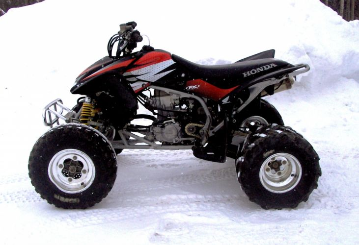 Honda TRX450R atv quad offroad motorbike bike dirtbike jf wallpaper