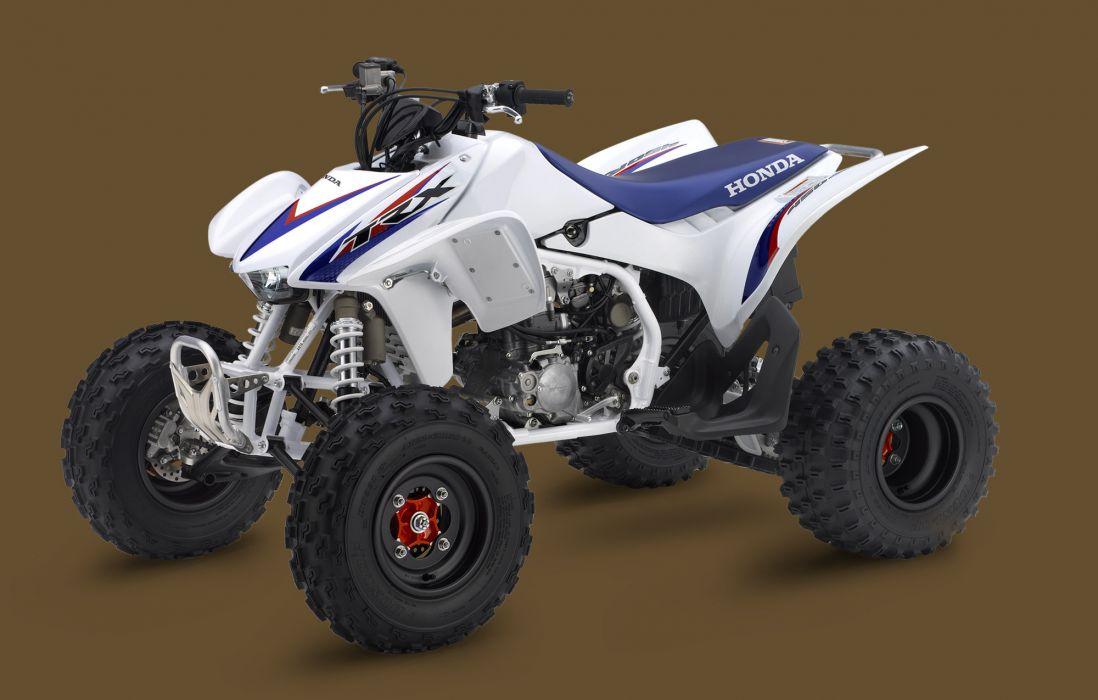 Honda TRX450R atv quad offroad motorbike bike dirtbike    gd wallpaper