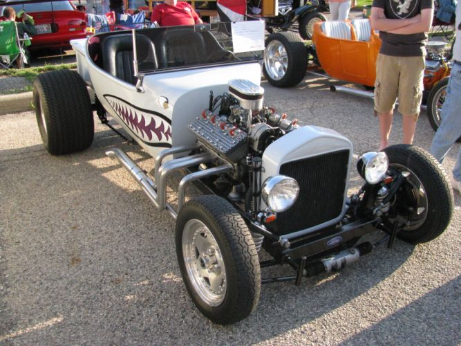 hot rod rods retro 1923 Ford engine g wallpaper