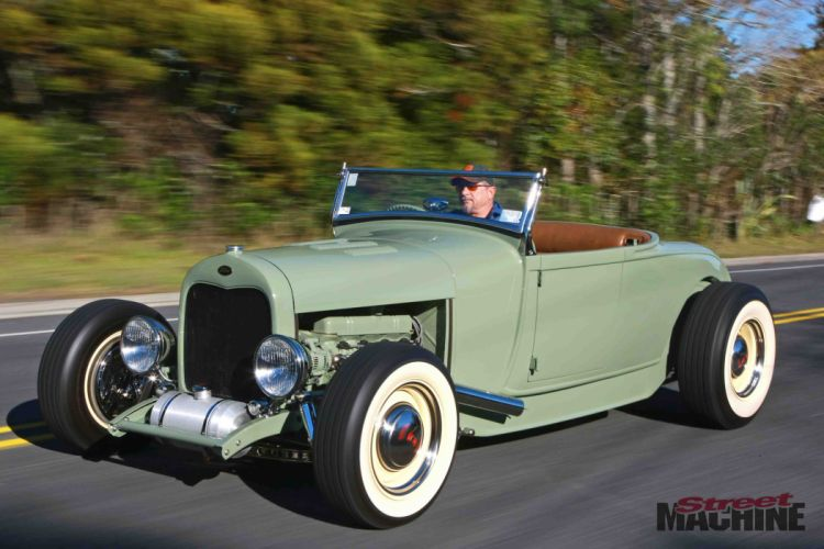 hot rod rods retro 1932 Ford engine g wallpaper