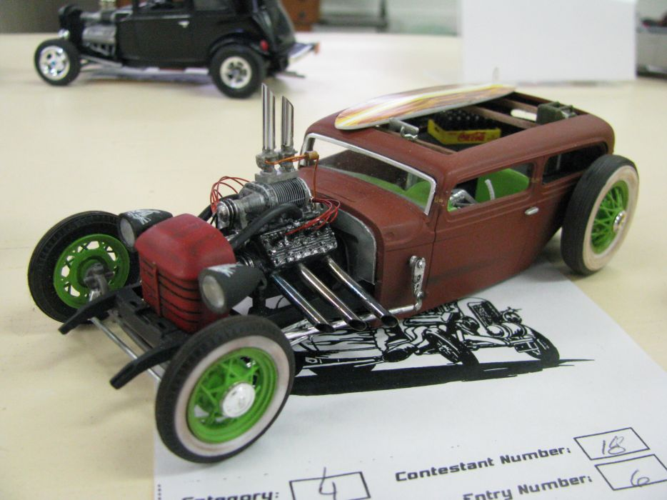 hot rod rods retro 1932 Ford rat engine       g wallpaper