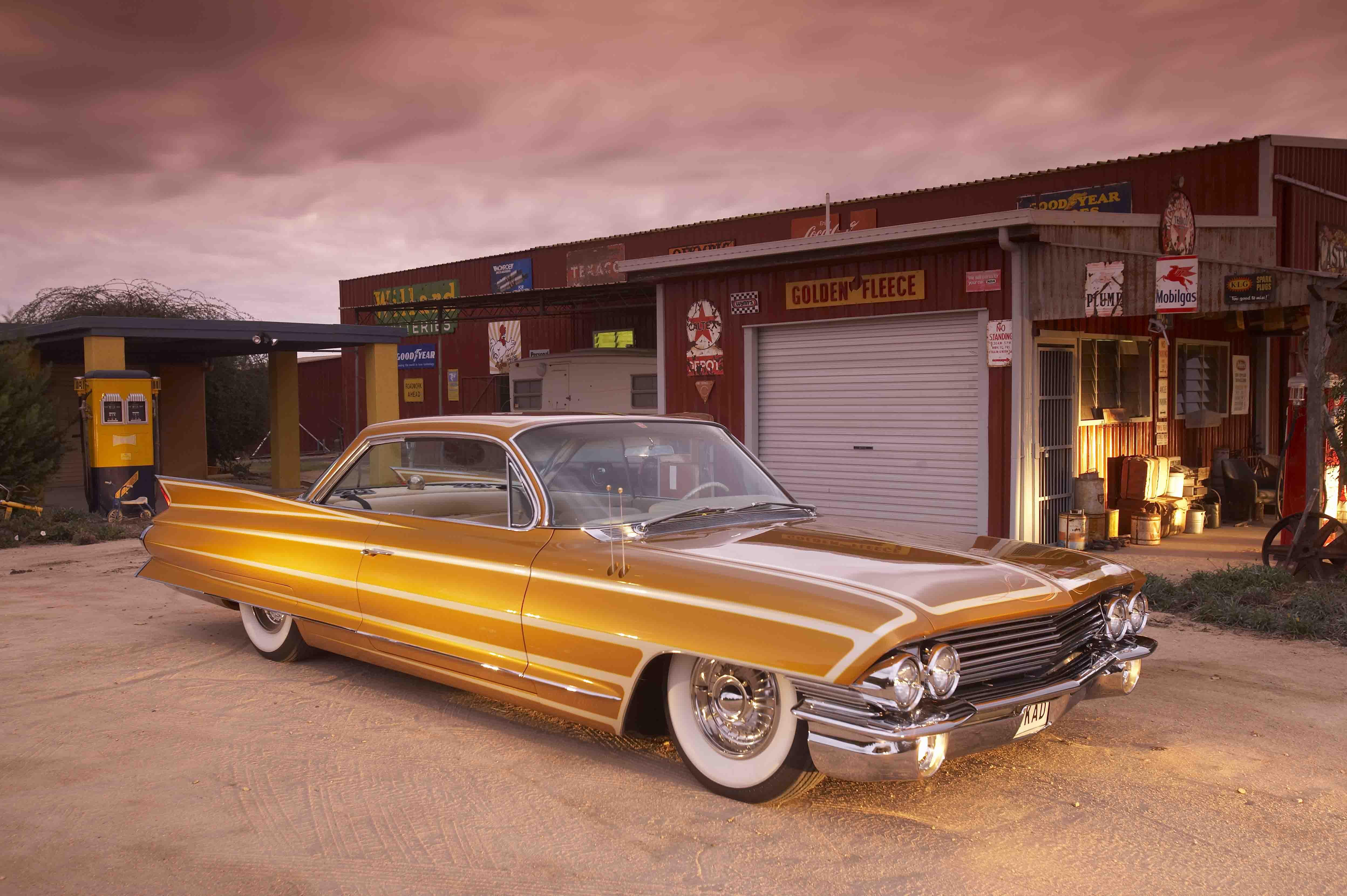 Lowrider Custpm Cadillac G Wallpaper