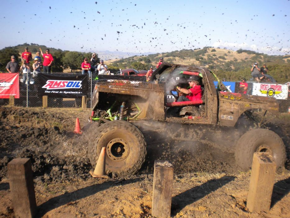 MUD-BOGGING 4x4 offroad race racing monster-truck race racing pickup    t wallpaper