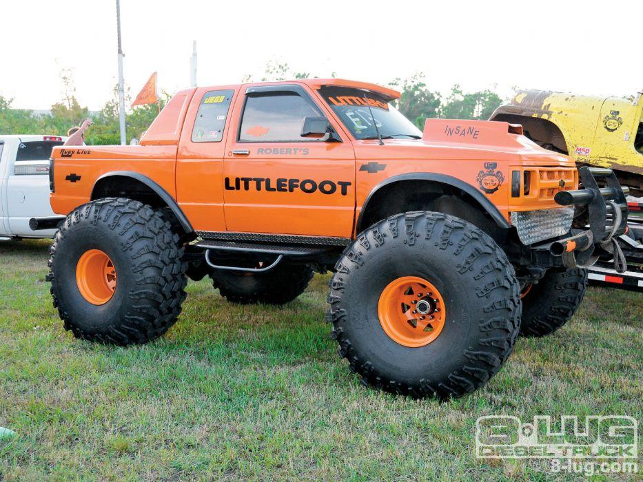 MUD-BOGGING 4x4 offroad race racing monster-truck race racing pickup ford     gg wallpaper