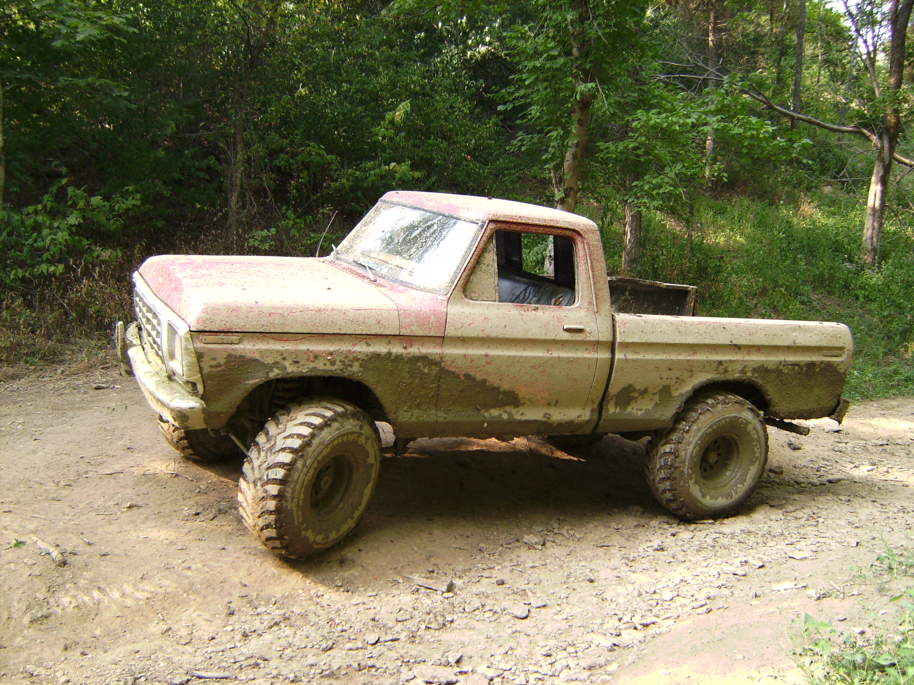 Ford Mudding 4x4 Mud Bogging 4x4 Offroad Race