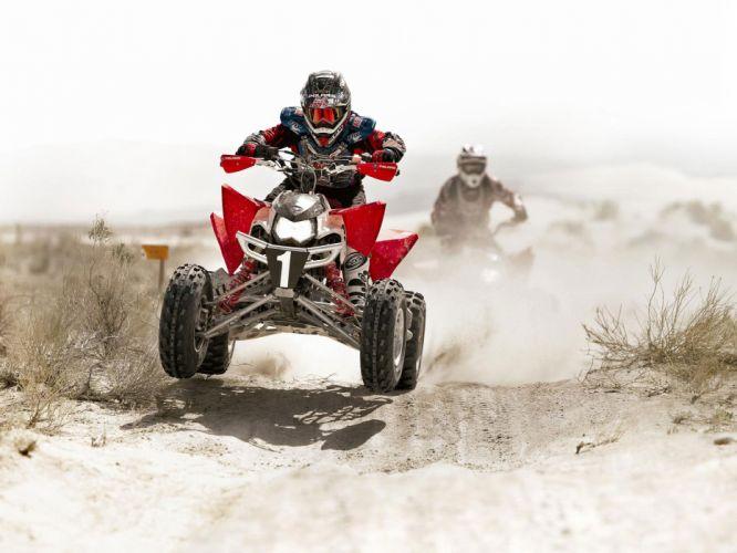 POLARIS OUTLAW atv quad offroad motorbike bike dirtbike race racing u wallpaper