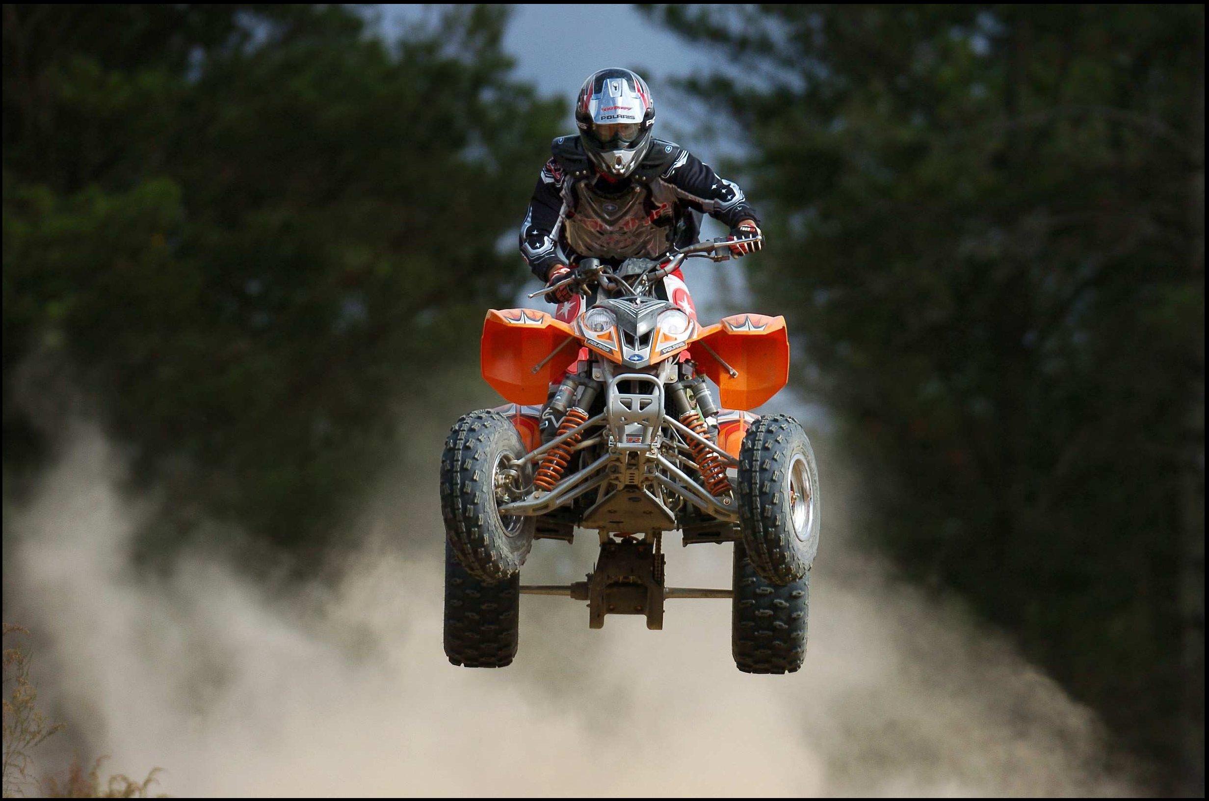 Polaris Predator Atv Quad Offroad Motorbike Bike Dirtbike Fz Wallpaper 2464x1632 190941 Wallpaperup
