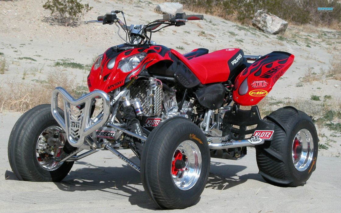 POLARIS PREDATOR atv quad offroad motorbike bike dirtbike tuning          f wallpaper