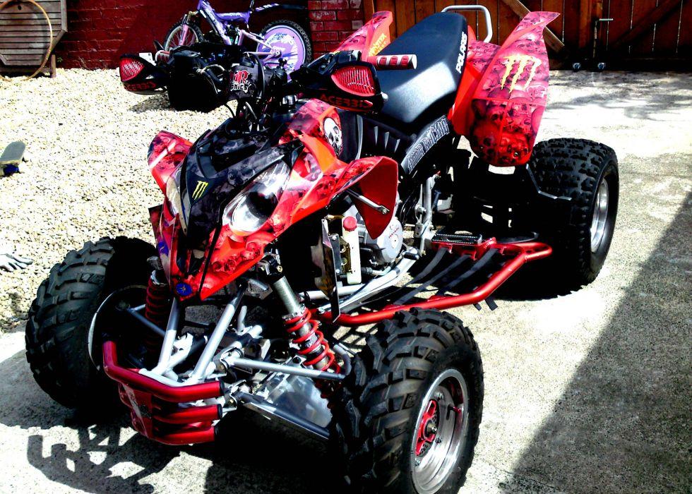 POLARIS PREDATOR atv quad offroad motorbike bike dirtbike tuning    gg wallpaper