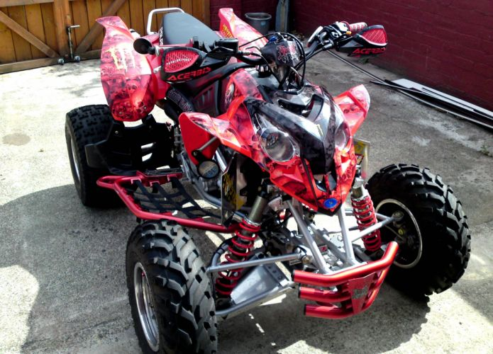 POLARIS PREDATOR atv quad offroad motorbike bike dirtbike tuning gd wallpaper