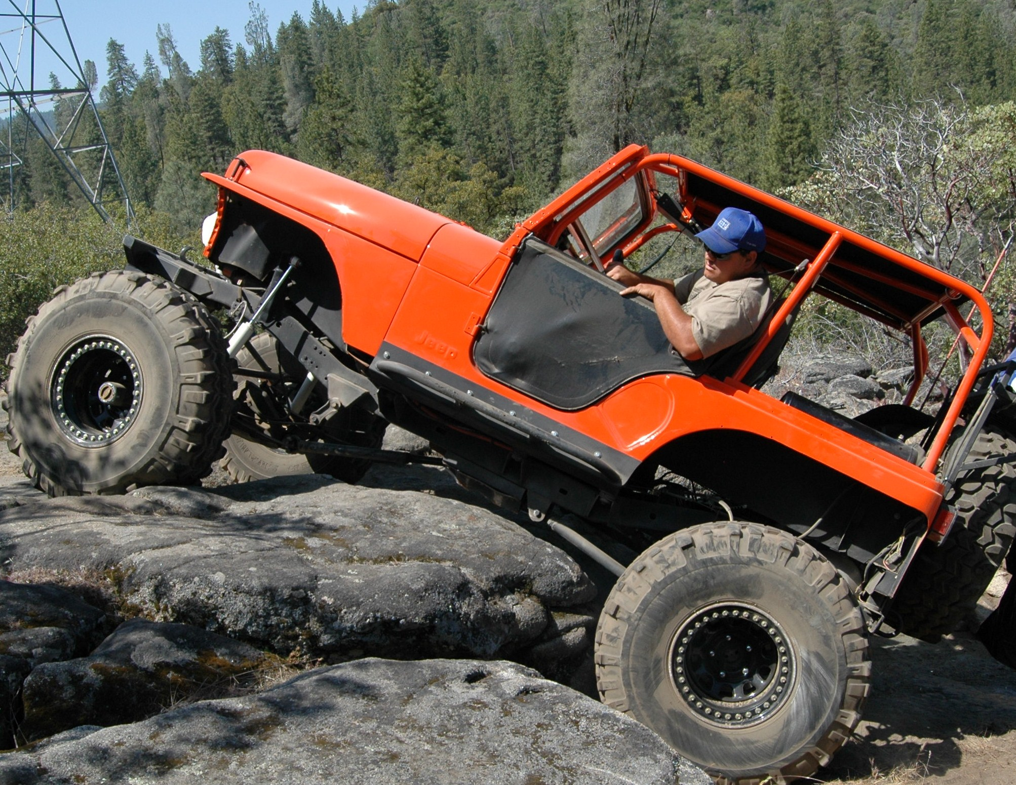 Rock Crawlers 4x4 : Rock crawler offroad race racing