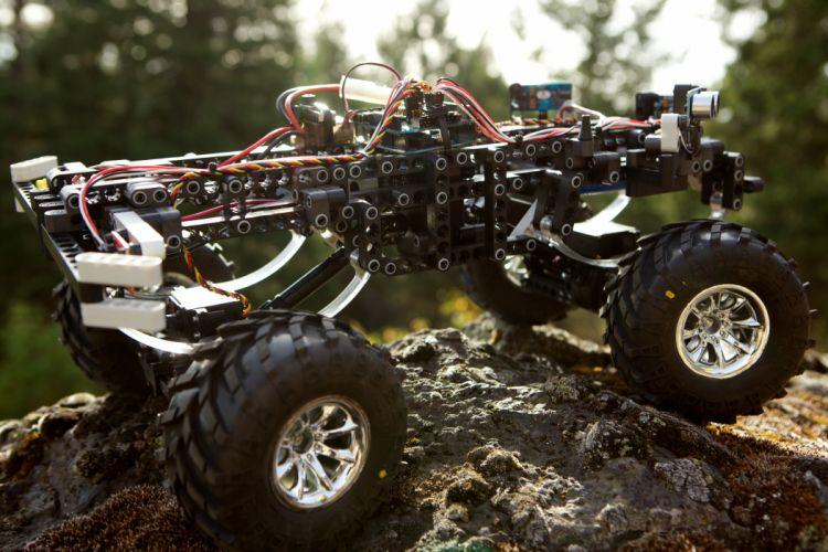 ROCK-CRAWLER 4x4 offroad race racing race racing crawler monster-truck ty wallpaper
