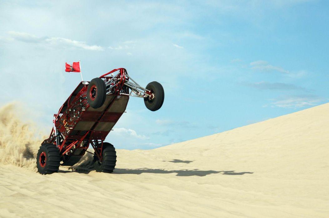 SANDRAIL dunebuggy offroad hot rod rods race racing custom  f wallpaper