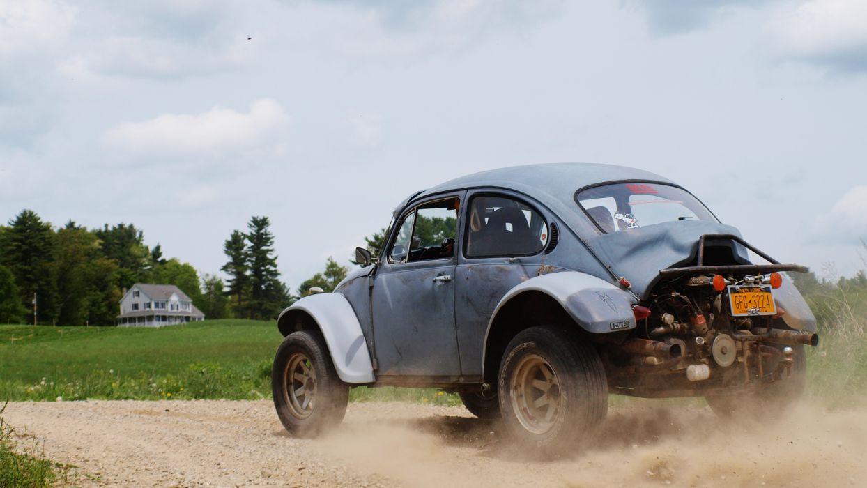 VOLKSWAGON baja offroad race racing bug beetle baja-bug beetle    g wallpaper