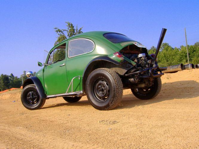 VOLKSWAGON baja offroad race racing bug beetle baja-bug beetle gg wallpaper