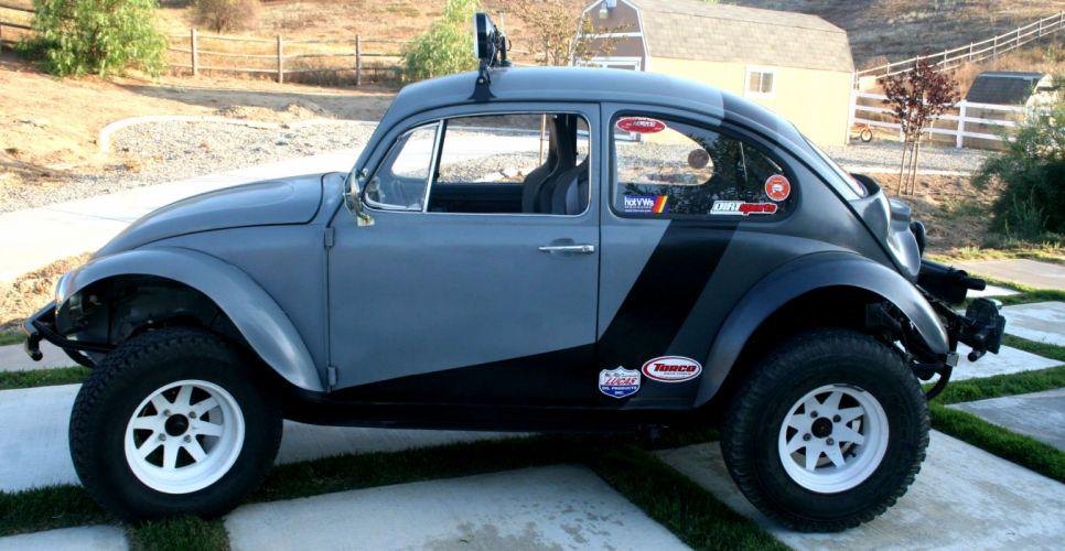 VOLKSWAGON baja offroad race racing bug beetle baja-bug beetle he wallpaper