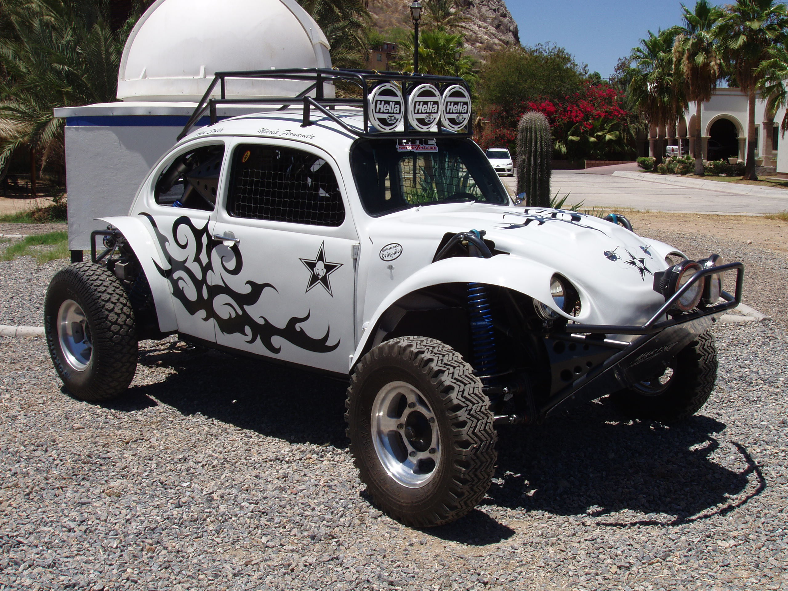 Volkswagon Baja Offroad Race Racing Bug Beetle Baja Bug