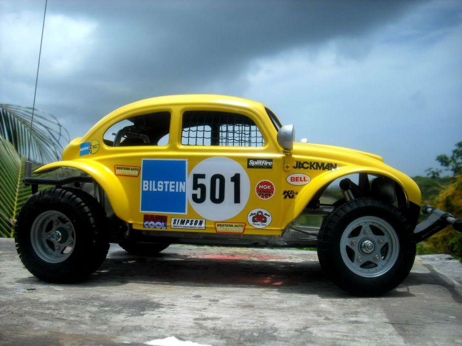 VOLKSWAGON baja offroad race racing bug beetle baja-bug beetle  cv wallpaper