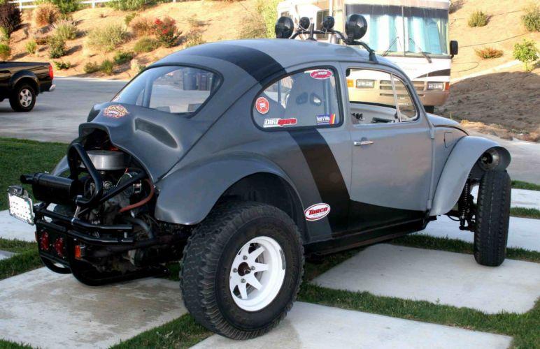 VOLKSWAGON baja offroad race racing bug beetle baja-bug beetle t wallpaper