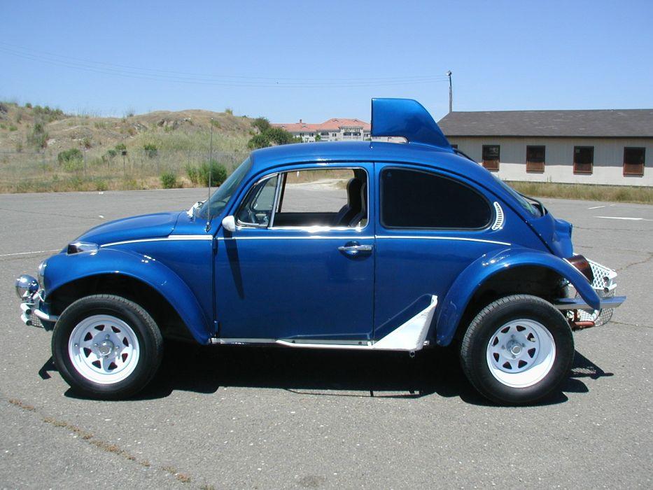 VOLKSWAGON baja offroad race racing bug beetle baja-bug beetle  dv wallpaper