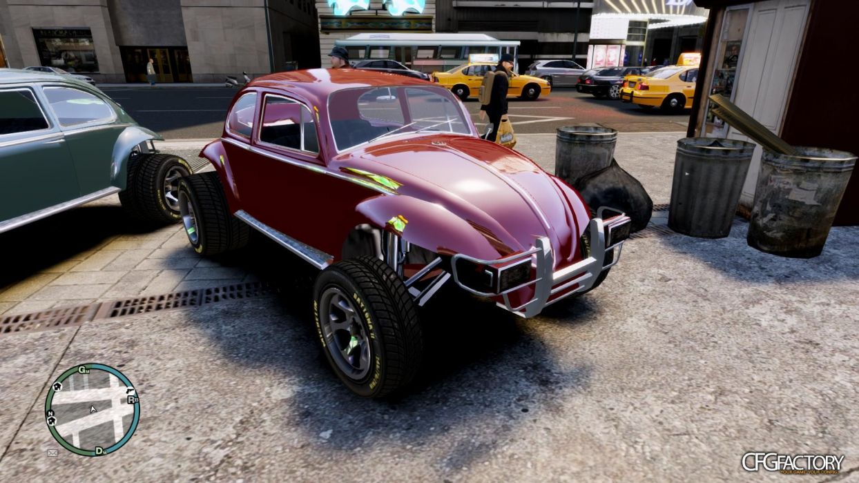 VOLKSWAGON baja offroad race racing bug beetle baja-bug beetle games gta grand theft auto   f wallpaper