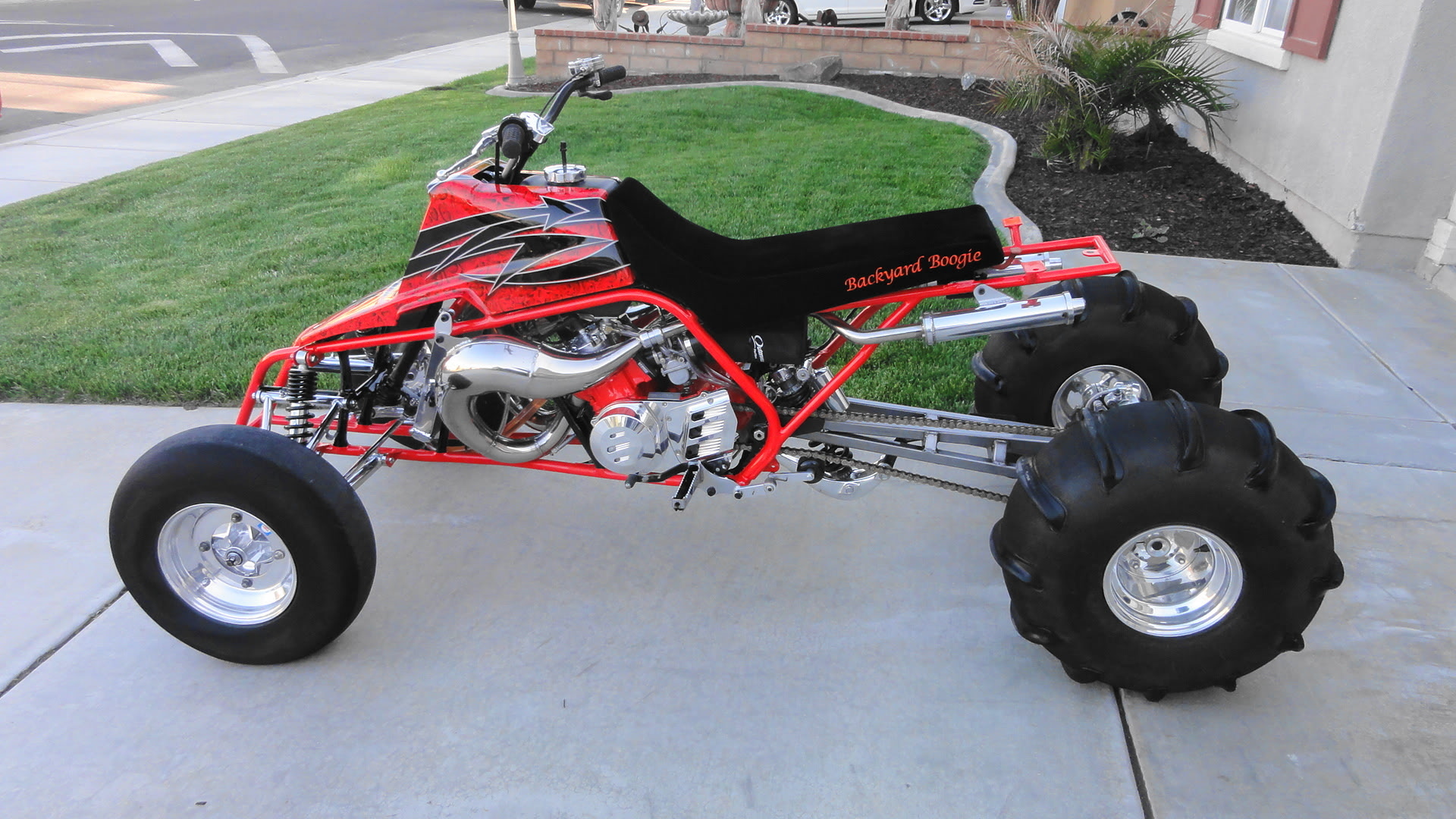 Used yamaha atvs 10