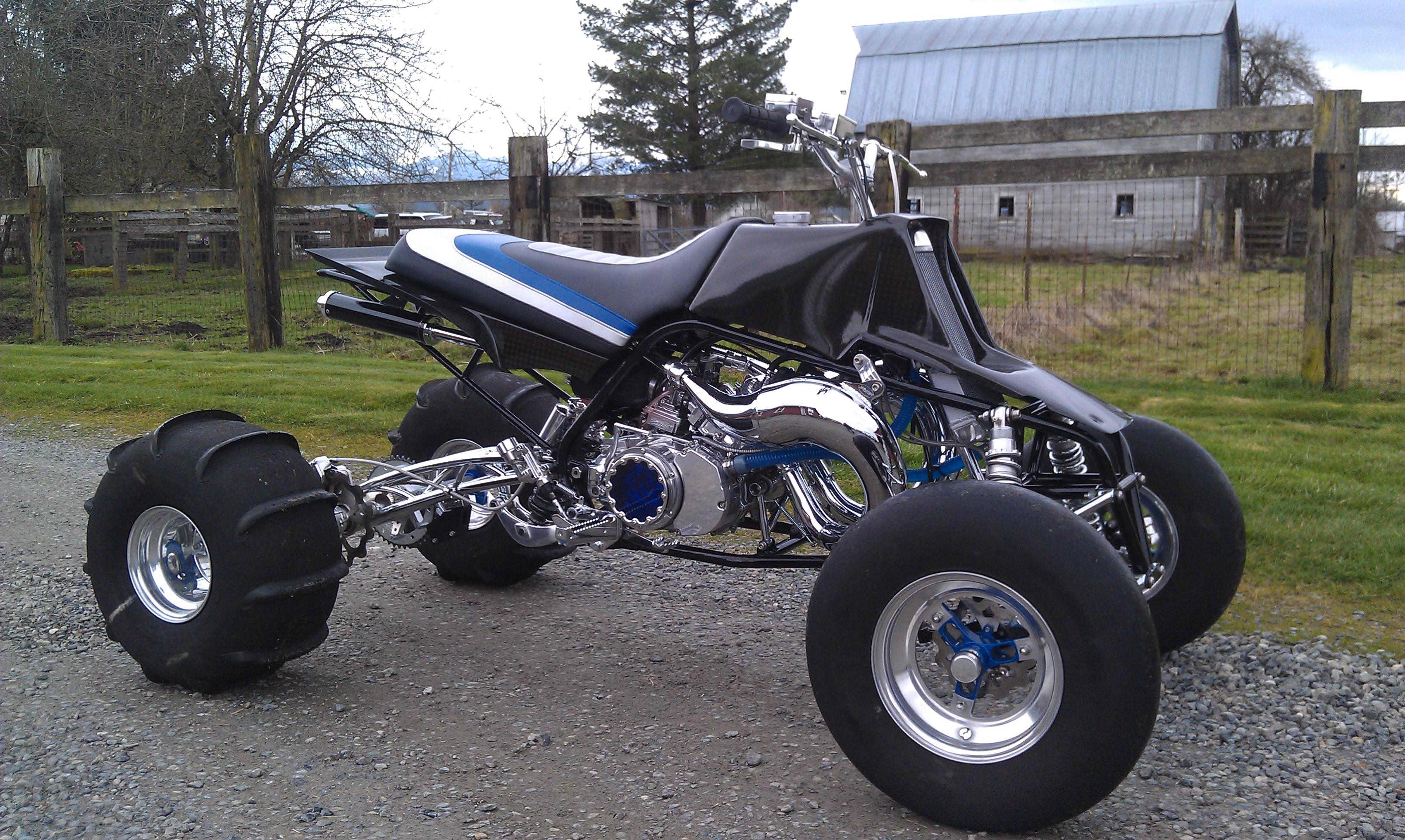 yamaha banshee atv quad offroad motorbike bike dirtbike. Black Bedroom Furniture Sets. Home Design Ideas