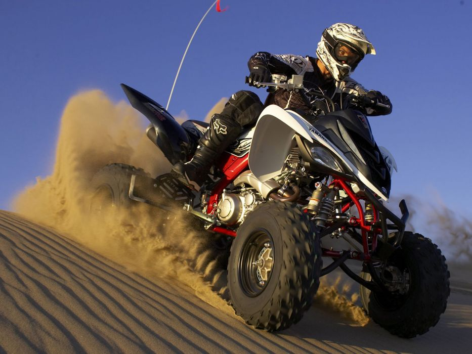 YAMAHA RAPTOR atv quad offroad motorbike bike dirtbike    gw wallpaper