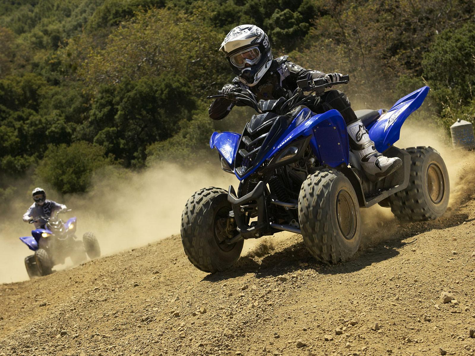 Yamaha raptor atv quad offroad motorbike bike dirtbike e wallpaper 1600x1200 191124 wallpaperup