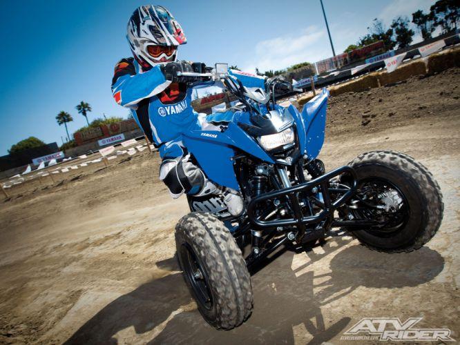 YAMAHA RAPTOR atv quad offroad motorbike bike dirtbike f wallpaper